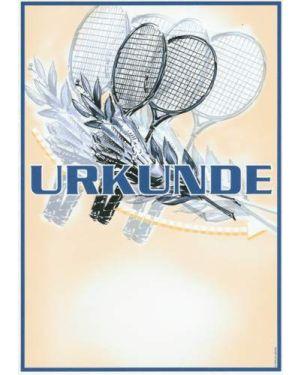 Badmintonurkunde G33.13