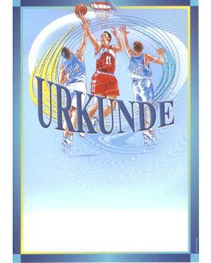 Basketballurkunde G46.8