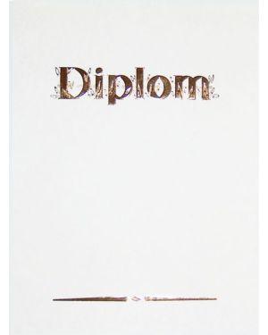 Diplom 24 x 32 cm, goldgeprägt