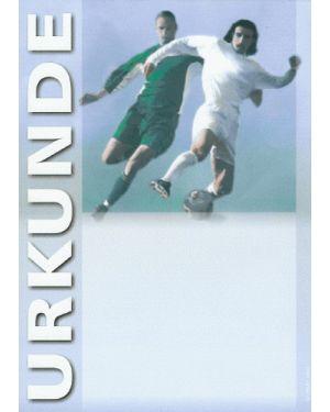 Fußballurkunde G35.1