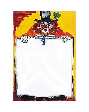 Karnevalplakat, 35x50 cm