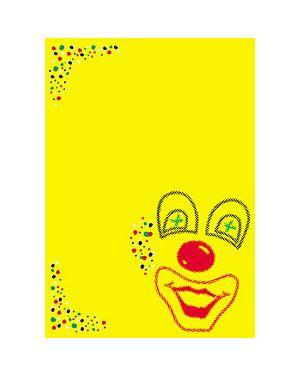 Karnevalplakat 42x59 cm