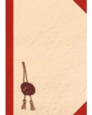 Kartonmappe A4, Siegel