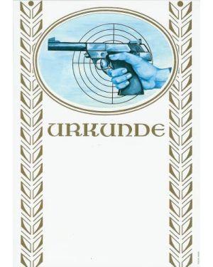 Pistole Urkunde