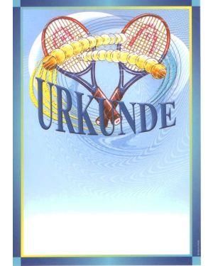 Tennisurkunde G46.2
