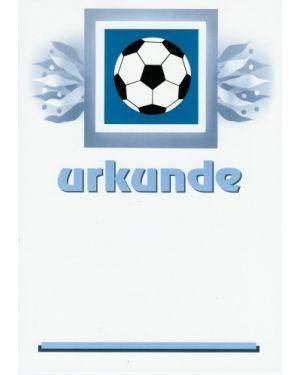 Urkunde Fußball