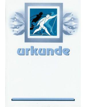 Urkunde Ski-Langlauf